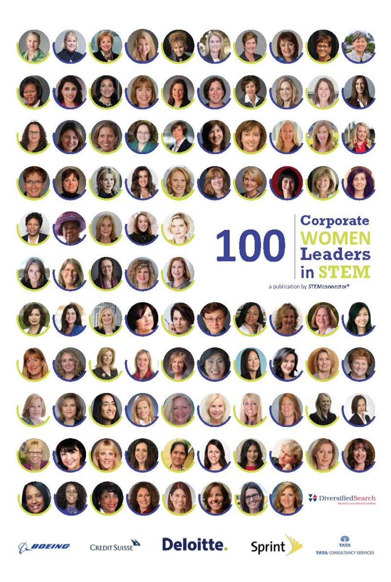 100 Corporate Men LEaders in Stem